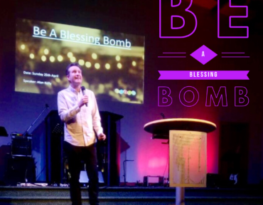 Tranforming Cities – Week 3.  Be a Blessing Bomb