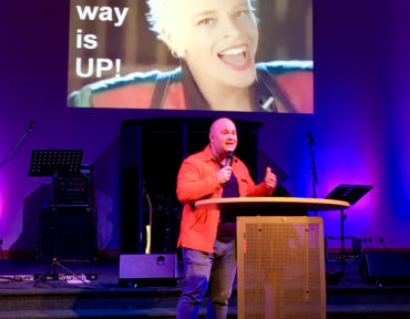 Transformed Week 2 – The Only Way is Up!