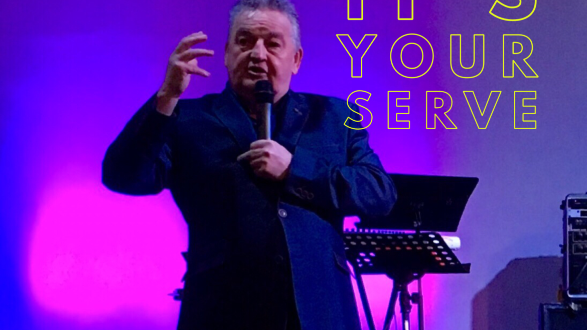 Tranforming Cities – Week 2.  It's Your Serve