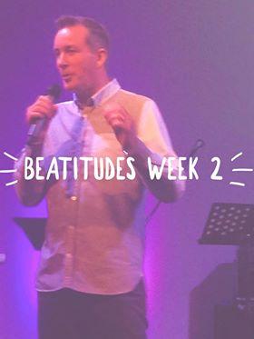 Alan Kelly- Beatitudes Week 2