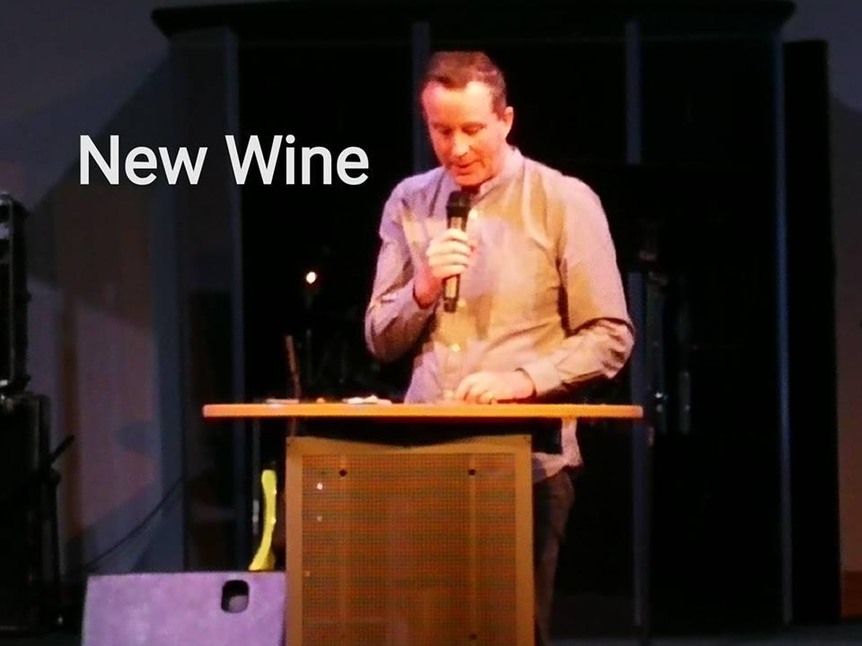 New Wine – Alan Kelly