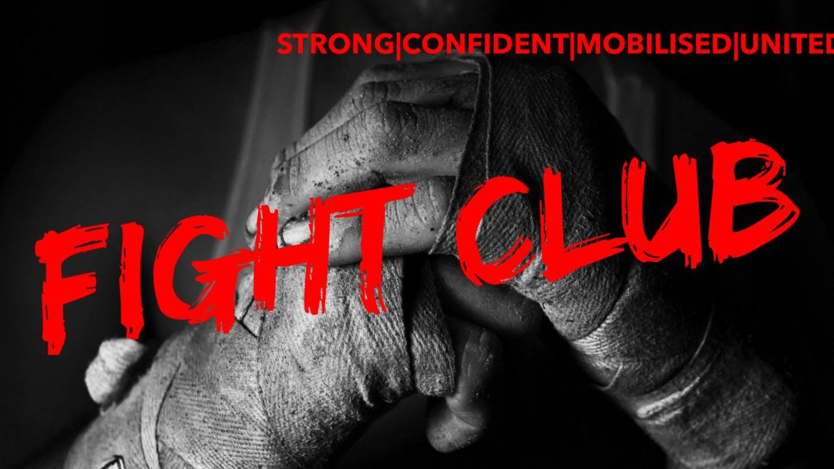 Fight Club 59 Launch