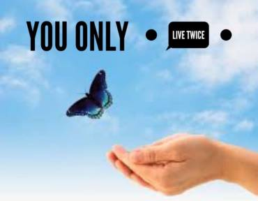 You Only Live Twice – Jimmy Dowds